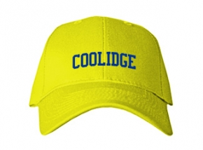Coolidge Elementary School Kid Embroidered Baseball Caps