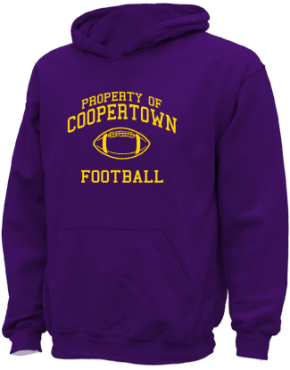 Coopertown Middle School Kid Hooded Sweatshirts