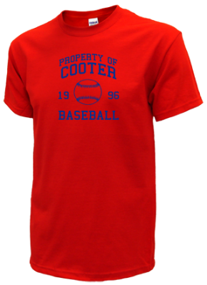 Cooter High School T-Shirts