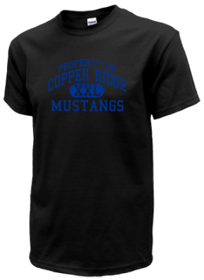 Copper Ridge Elementary School T-Shirts
