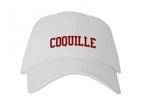 Coquille High School Kid Embroidered Baseball Caps