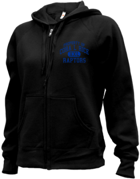 Cora L Rice Elementary School Zip-up Hoodies