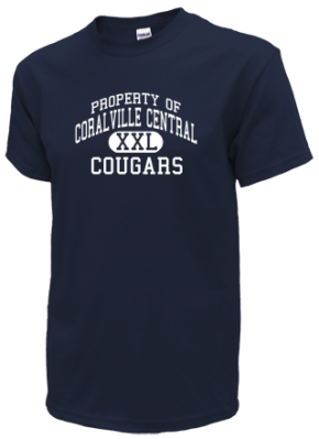 Coralville Central School Kid T-Shirts
