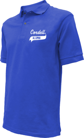 Cordell Elementary School Embroidered Polo Shirts