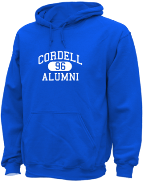 Cordell High School Hoodies
