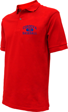 Cordova High School Embroidered Polo Shirts