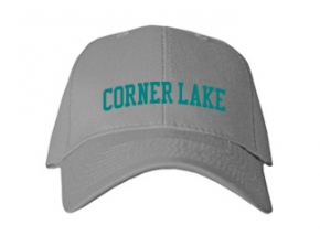 Corner Lake Middle School Kid Embroidered Baseball Caps