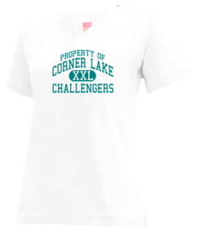 Corner Lake Middle School V-neck Shirts