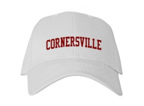 Cornersville High School Kid Embroidered Baseball Caps