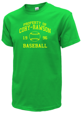 Cory-rawson High School T-Shirts