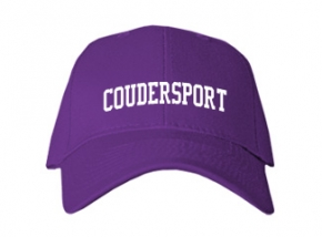 Coudersport High School Kid Embroidered Baseball Caps