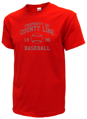 County Line High School T-Shirts