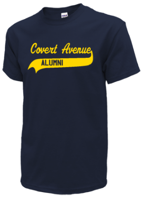 Covert Avenue Elementary School T-Shirts