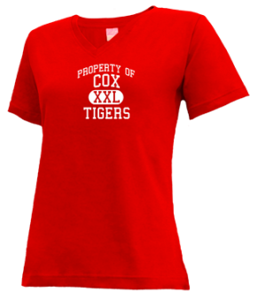 Cox Elementary School V-neck Shirts