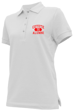 Coyote Elementary School Embroidered Polo Shirts