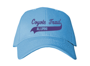 Coyote Trail Elementary School Embroidered Baseball Caps
