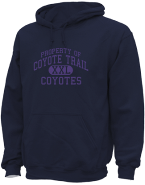 Coyote Trail Elementary School Hoodies