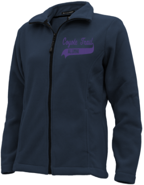 Coyote Trail Elementary School Embroidered Fleece Jackets