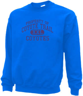 Coyote Trail Elementary School Sweatshirts