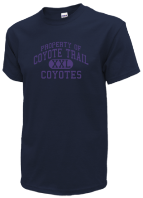 Coyote Trail Elementary School Kid T-Shirts