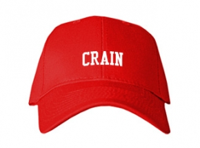 Crain Elementary School Kid Embroidered Baseball Caps