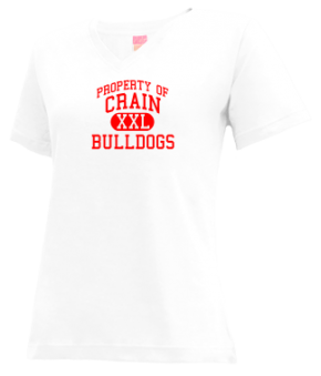 Crain Elementary School V-neck Shirts