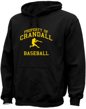 Crandall High School Hoodies