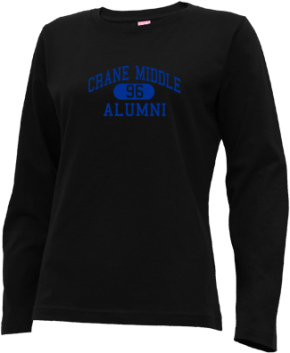 Crane Middle School Long Sleeve Shirts