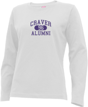 Craver Middle School Long Sleeve Shirts