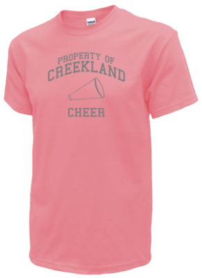 Creekland Middle School T-Shirts