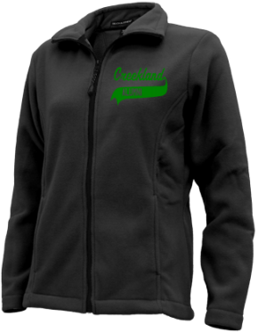 Creekland Middle School Embroidered Fleece Jackets