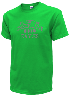 Creekland Middle School Kid T-Shirts