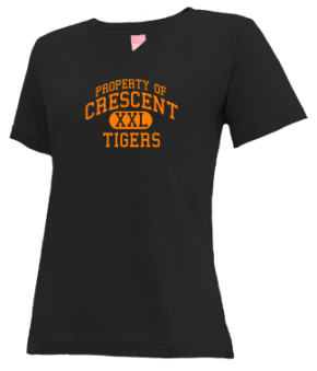 Crescent Elementary School V-neck Shirts