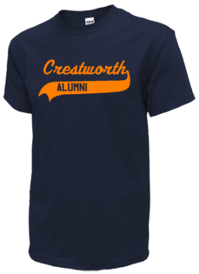 Crestworth Elementary School T-Shirts