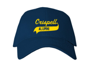 Crispell Middle School Embroidered Baseball Caps