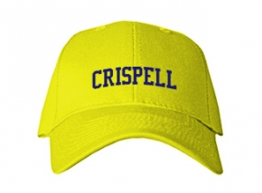 Crispell Middle School Kid Embroidered Baseball Caps