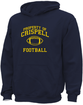 Crispell Middle School Kid Hooded Sweatshirts