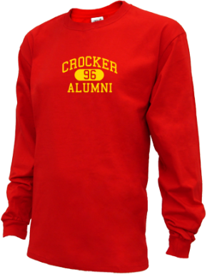 Crocker Elementary School Long Sleeve Shirts