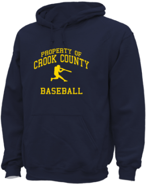 Crook County High School Hoodies