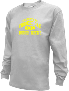 Crooked Oak Middle School Kid Long Sleeve Shirts