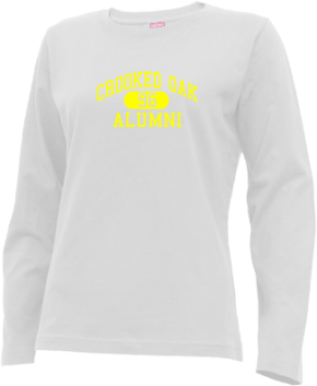 Crooked Oak Middle School Long Sleeve Shirts