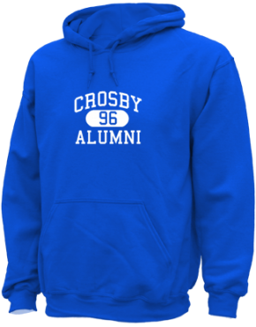 Crosby High School Hoodies