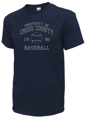 Cross County High School T-Shirts