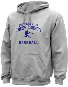 Cross County High School Hoodies