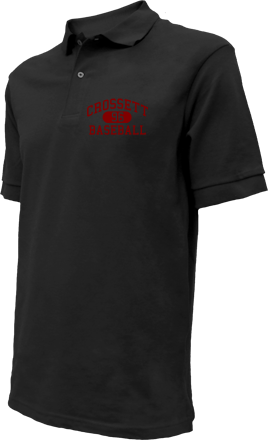 Crossett High School Embroidered Polo Shirts