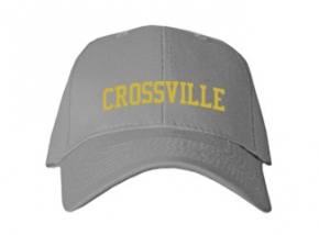 Crossville High School Kid Embroidered Baseball Caps