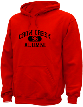 Crow Creek Middle School Hoodies