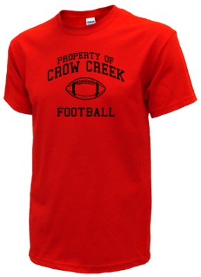 Crow Creek Middle School Kid T-Shirts