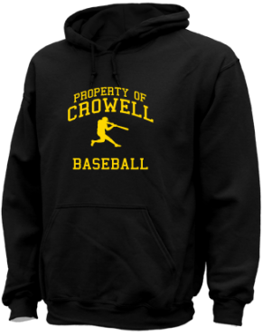 Crowell High School Hoodies