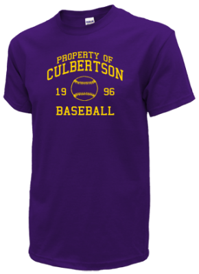 Culbertson High School T-Shirts